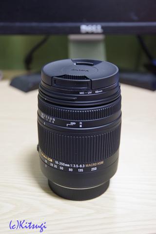 SIGMA18-250mm